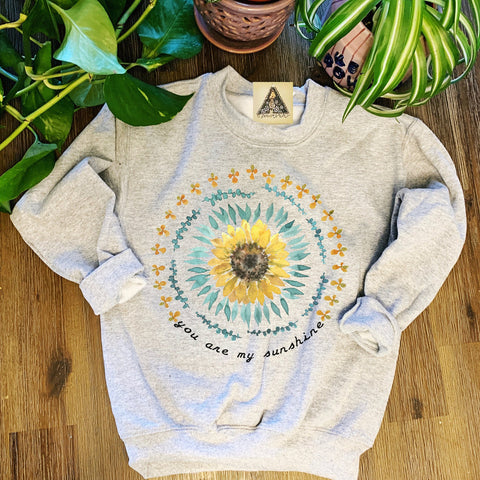 « YOU ARE MY SUNSHINE » KID'S PULLOVER