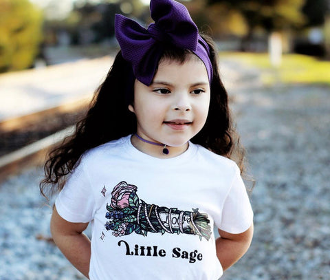 « LITTLE SAGE » KID'S TEE