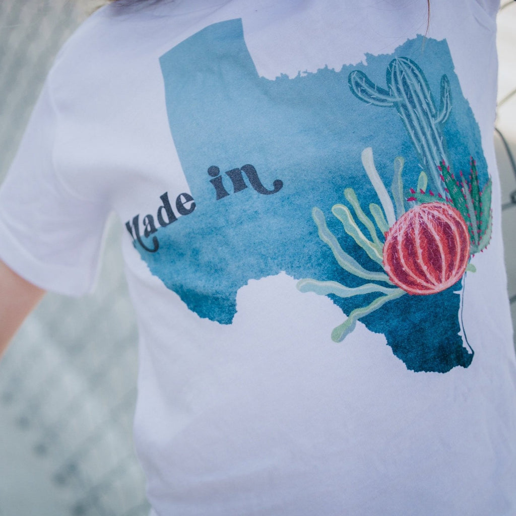 « MADE IN TEXAS » KID'S TEE