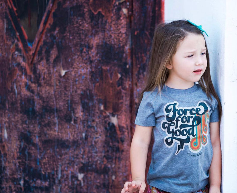 « FORCE FOR GOOD » KID'S TEE