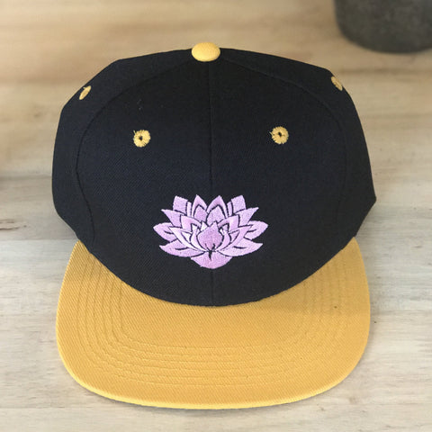 « LOTUS » WOMEN'S SNAP BACK HAT