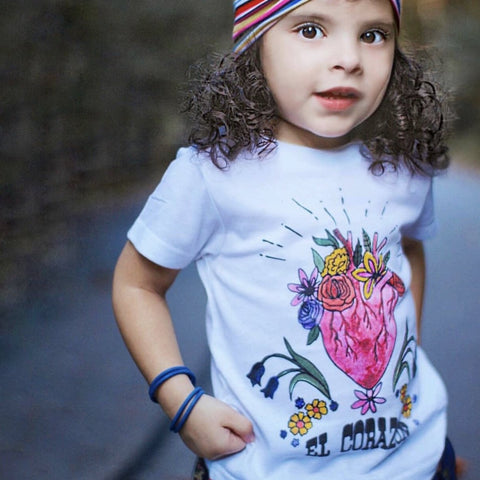 « EL CORAZON » KID'S TEE