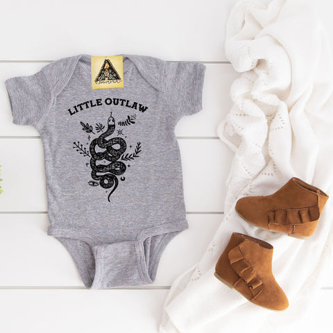 « LITTLE OUTLAW » BODYSUIT
