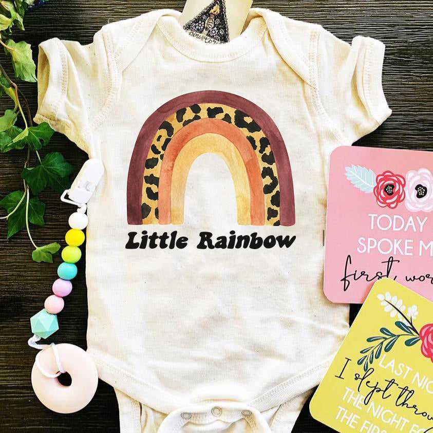 « LITTLE RAINBOW » BODYSUIT