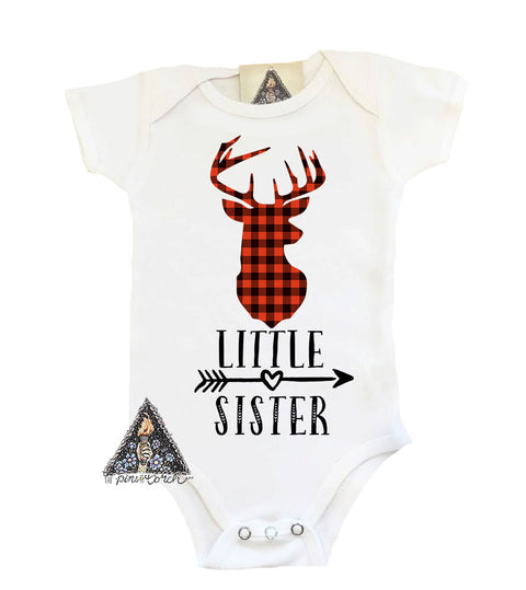 « LITTLE SISTER DEER » BODYSUIT