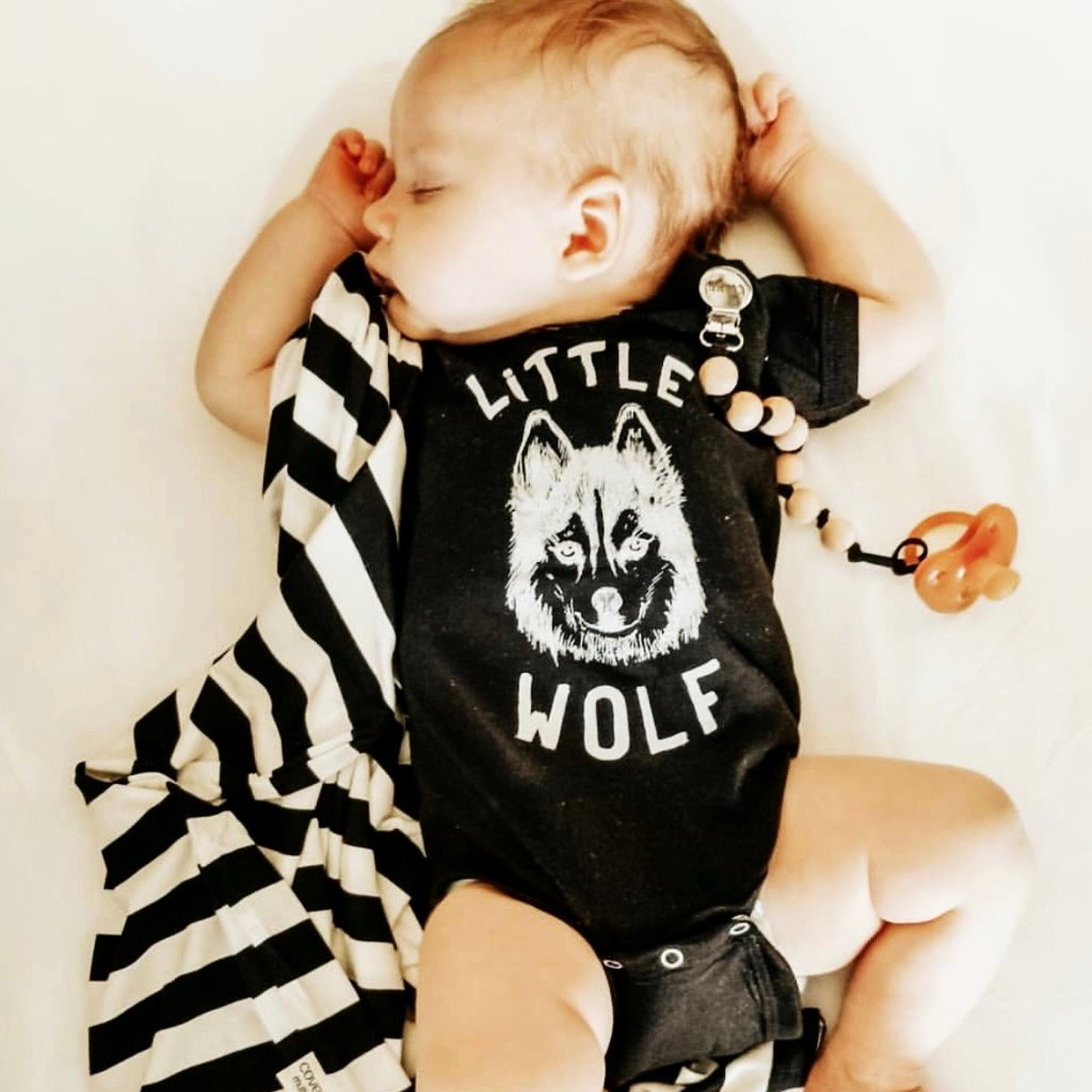 « LITTLE WOLF » BODYSUIT