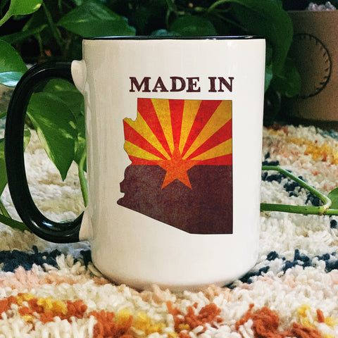 « MADE IN ARIZONA » MUG