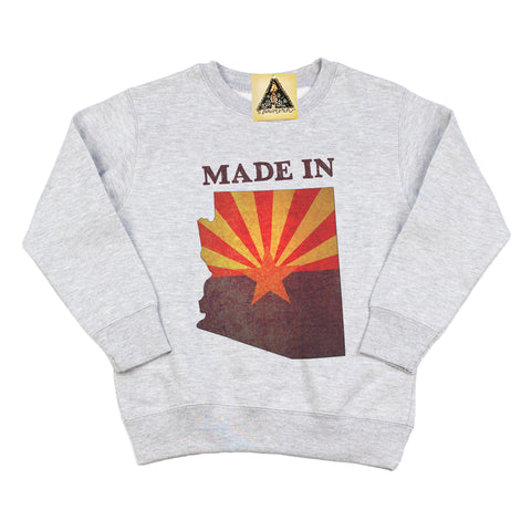 « MADE IN ARIZONA » KID'S PULLOVER