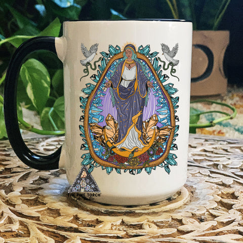 « VIRGIN MARY / GUADALUPE » MUG