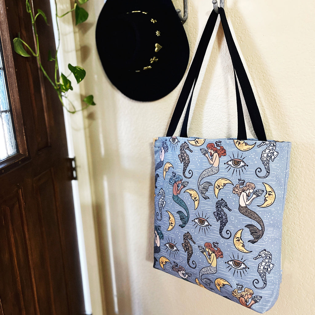 MERMAID MAGIC // TOTE BAG (3 Sizes)