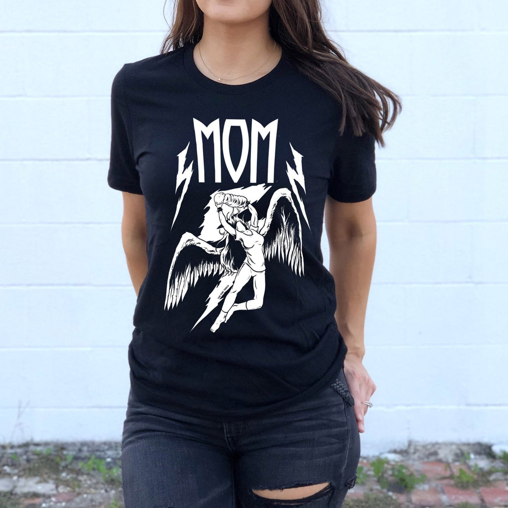 « MOM ZEPPELIN » UNISEX TEE