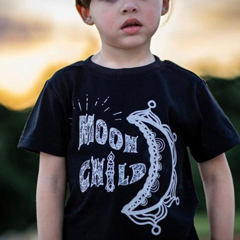 « MOON CHILD » KID'S TEE