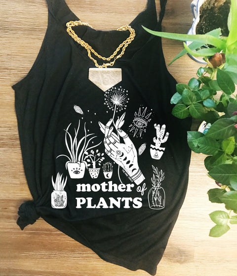 « MOTHER OF PLANTS » SLOUCHY TANK