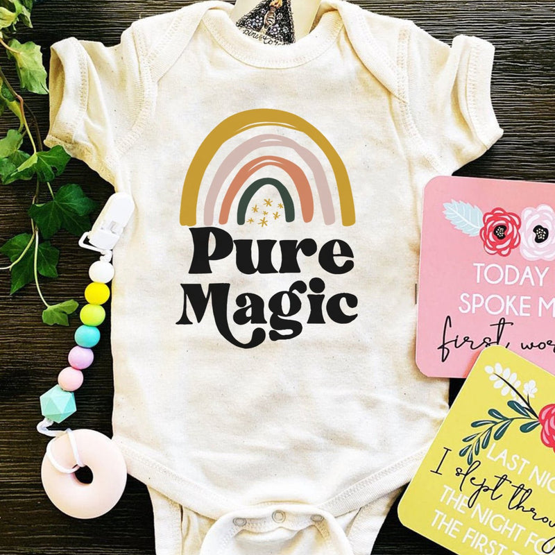 « PURE MAGIC » BODYSUIT