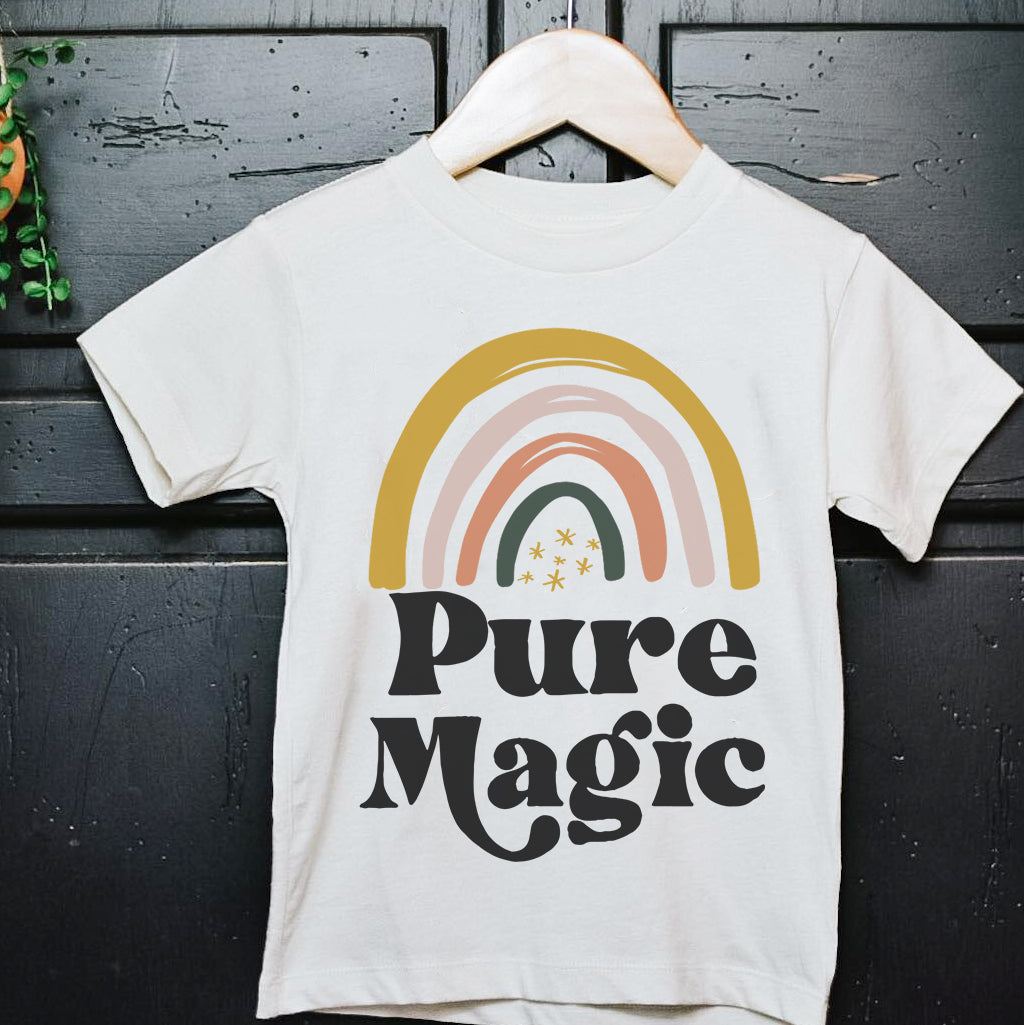 « PURE MAGIC » KID'S TEE