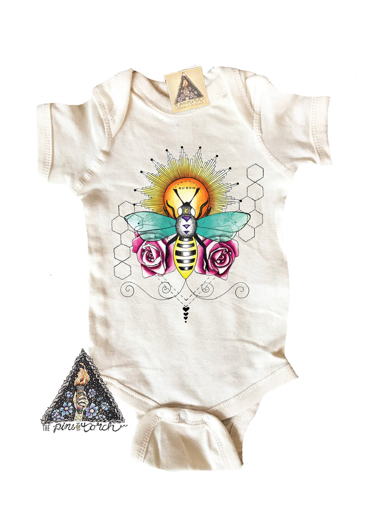 « QUEEN BEE » BODYSUIT