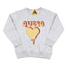 « QUESO LOVE » KID'S PULLOVER