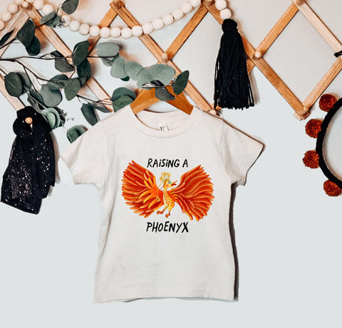 « RAISING A PHOENYX » KIDS/YOUTH TEE