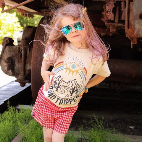 « ROAD TRIPPER » KID'S TEE