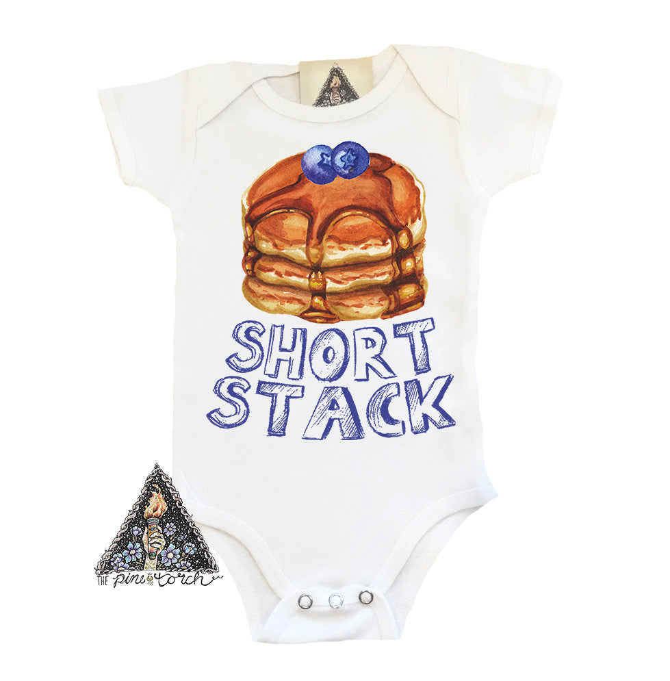 « SHORT STACK » BODYSUIT