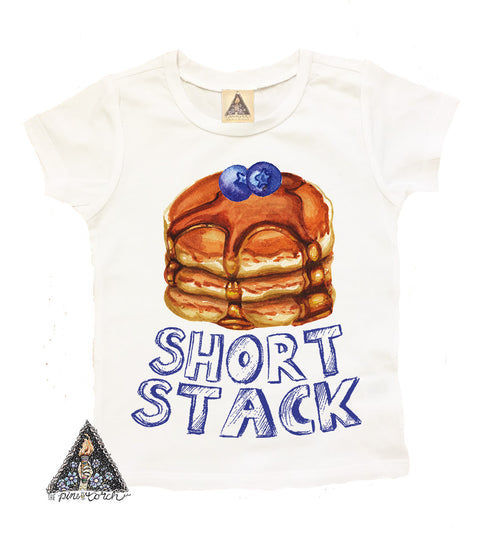 « SHORT STACK » KID'S TEE