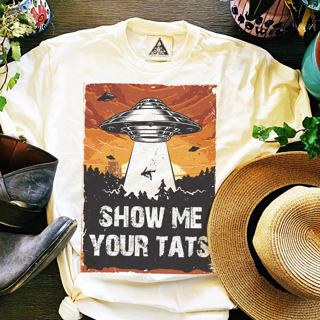 « SHOW ME YOUR TATS » BODYSUIT