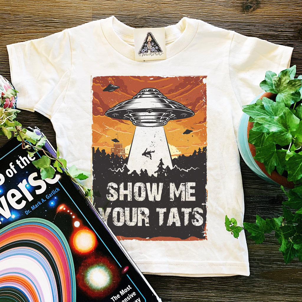 « SHOW ME YOUR TATS » KID'S TEE