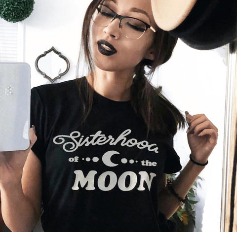« SISTERHOOD OF THE MOON » UNISEX TEE