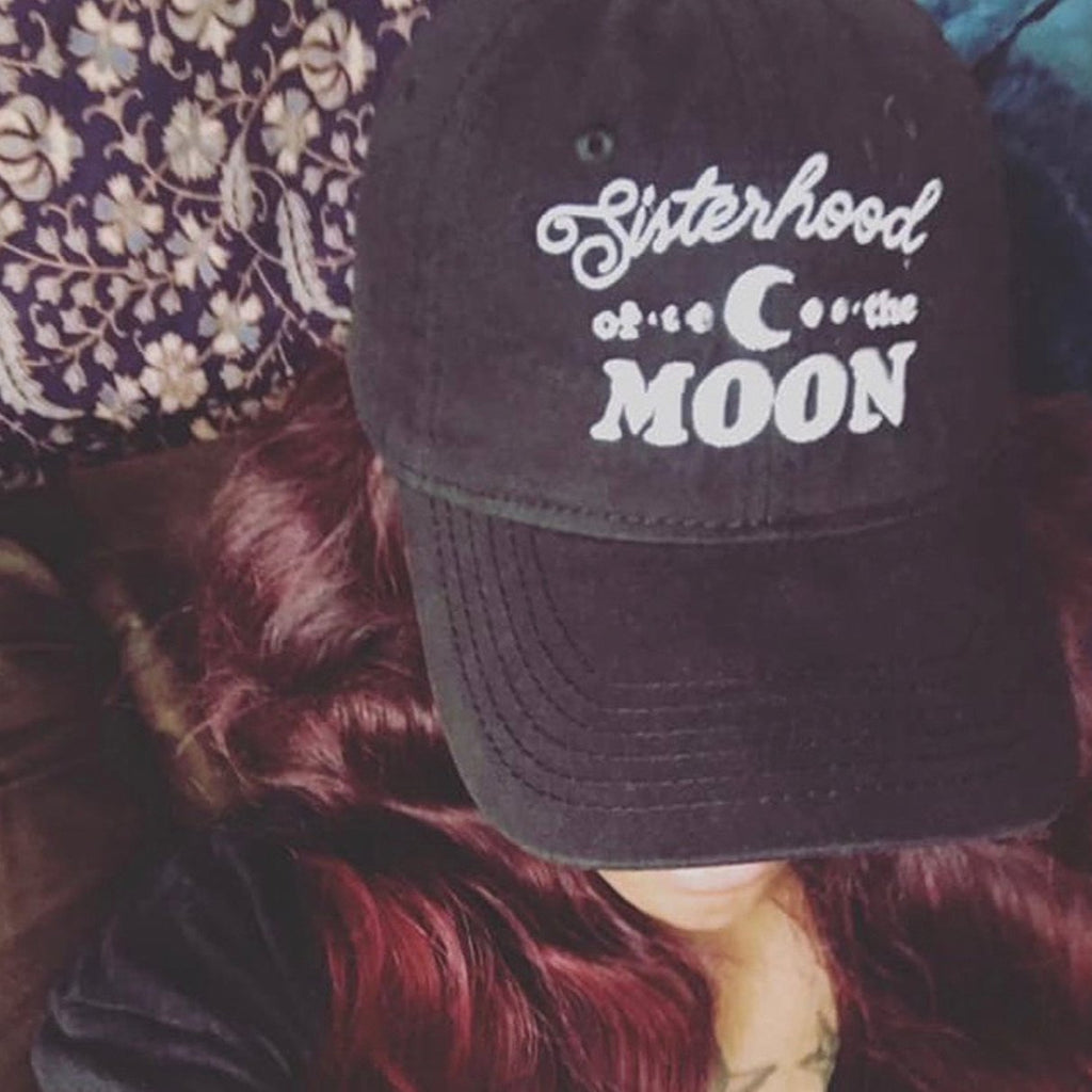 « SISTERHOOD OF THE MOON » HAT