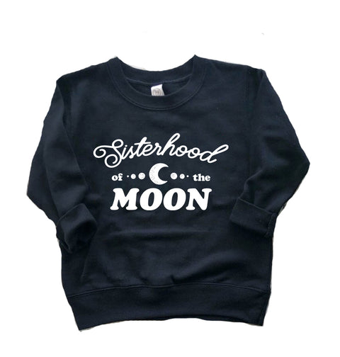 « SISTERHOOD OF THE MOON » UNISEX PULLOVER