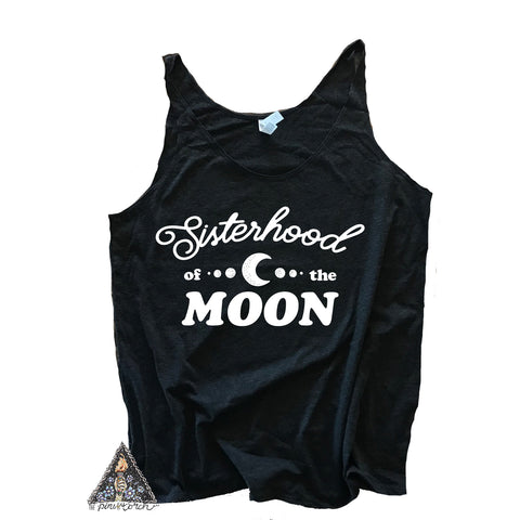 « SISTERHOOD OF THE MOON » SLOUCHY TANK