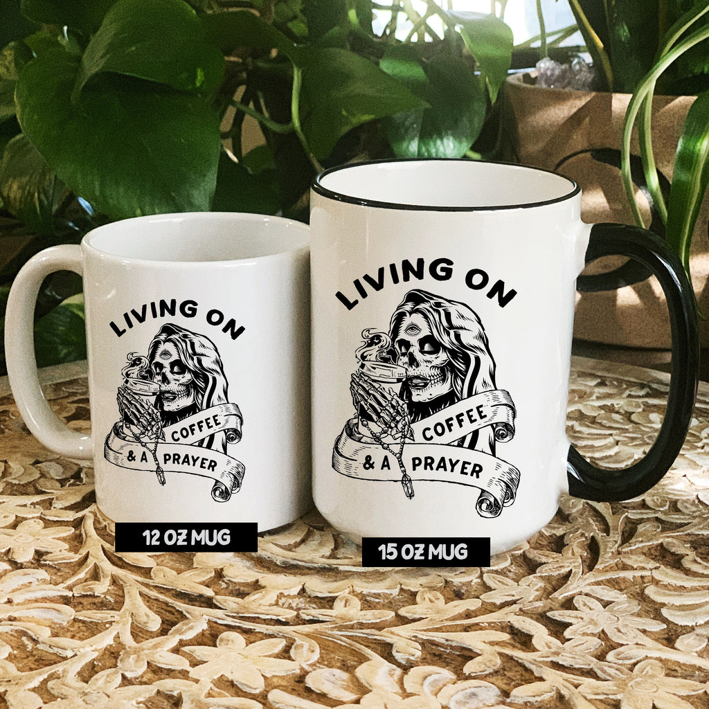 « MOTHA-FUCKING MONSTERA » MUG