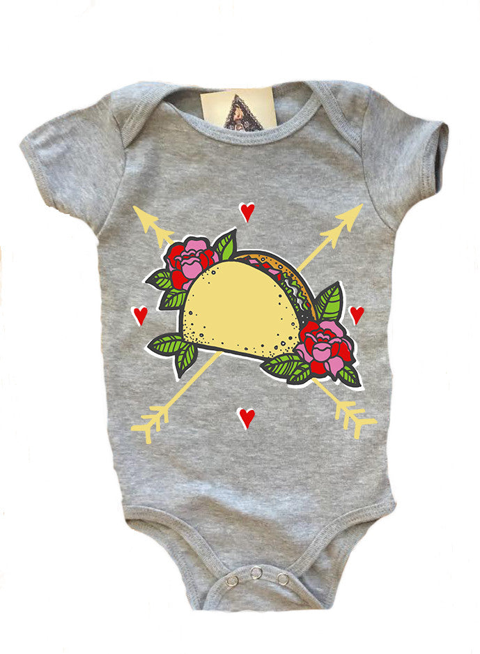 « TACO LOVE » BODYSUIT