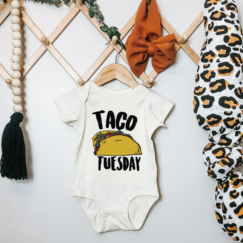 « TACO TUESDAY » BODYSUIT