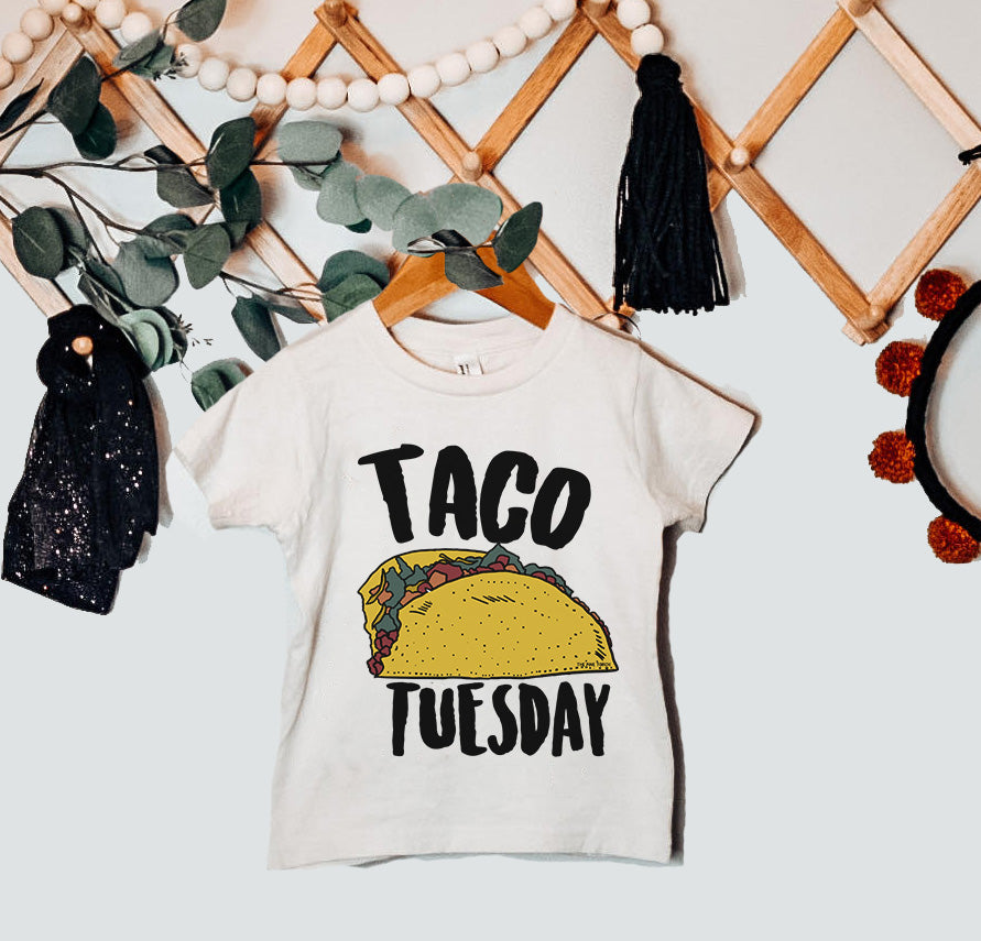 « TACO TUESDAY » KID'S TEE