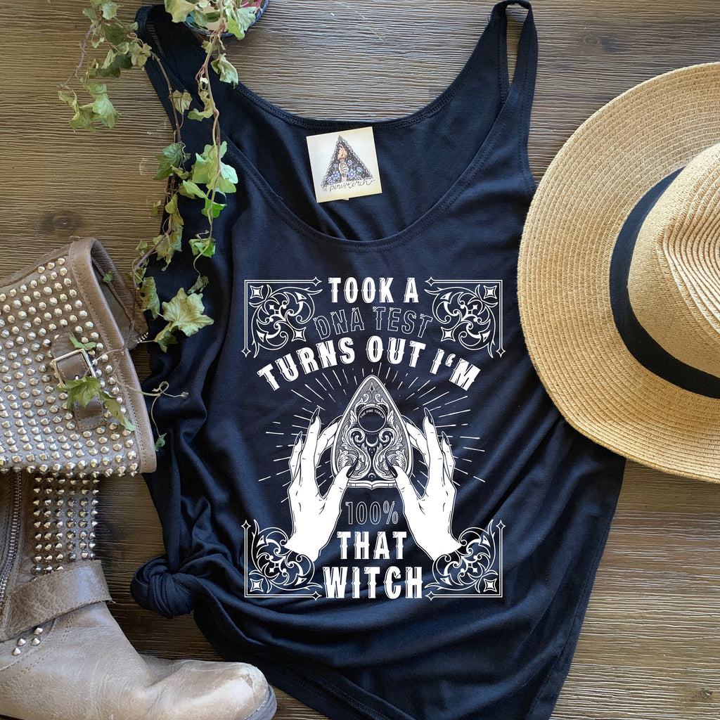 « THAT WITCH »  SLOUCHY TANK