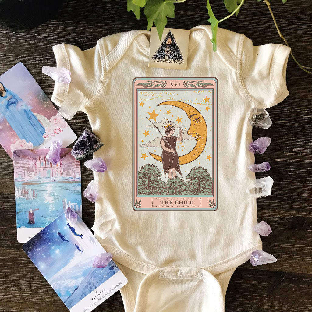 « THE CHILD » BODYSUIT