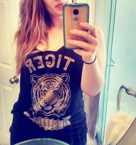 « TIGER MOM » WOMEN'S TANK
