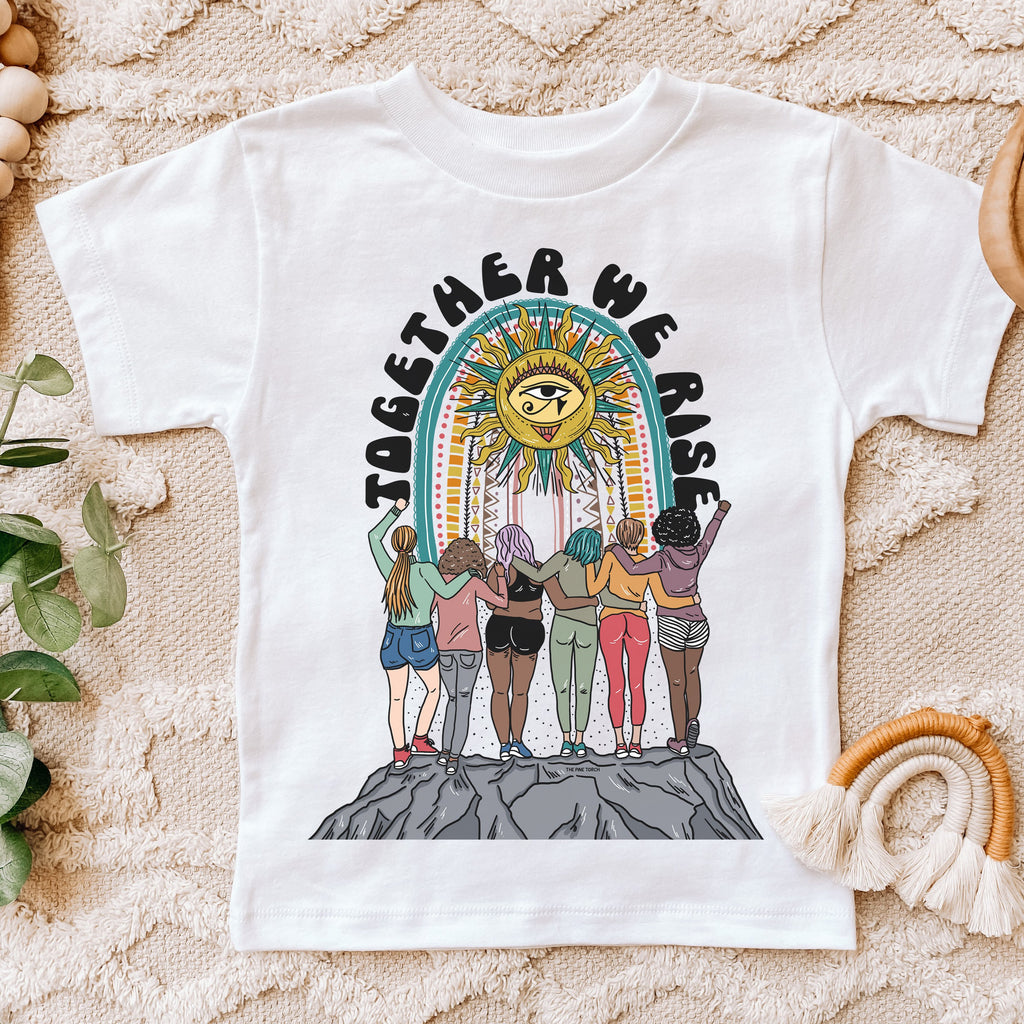 « TOGETHER WE RISE » KID'S TEE