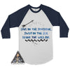 « DRINK THE WILD AIR » KID'S RAGLAN TEE
