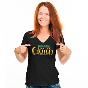 """Rolling With the Guild"" Tees (Limited Edition)"