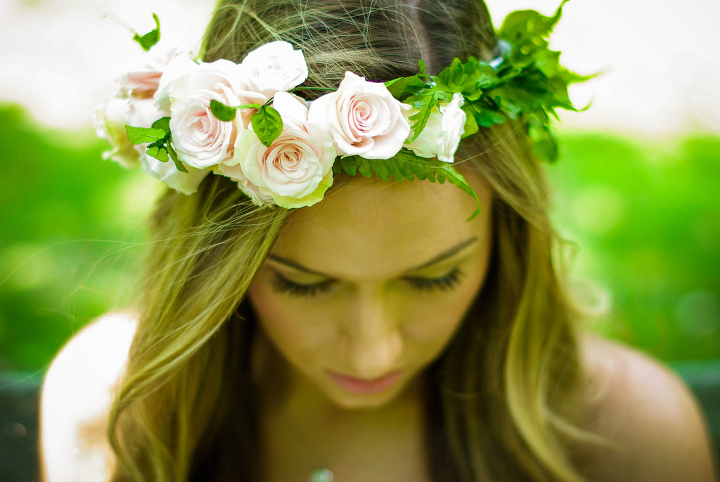 Flower Crowns and accessories