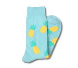 Hawaiian Pineapple Socks