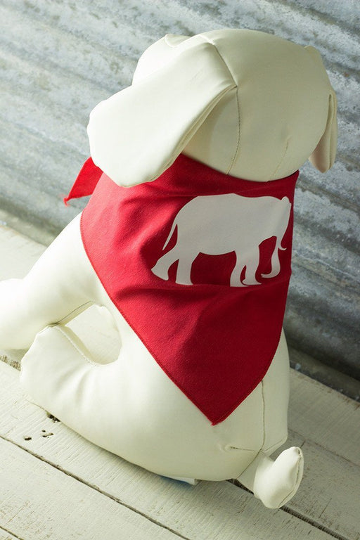 Alabama Elephant Dog Bandana