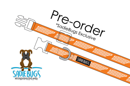 PREORDER Tennessee State Dog Collar