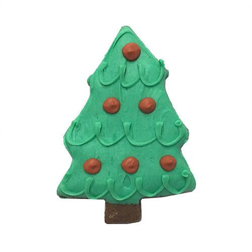 Christmas Tree Dog Treat