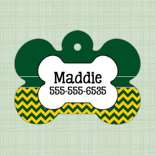 Oregon Ducks Pet ID Tag