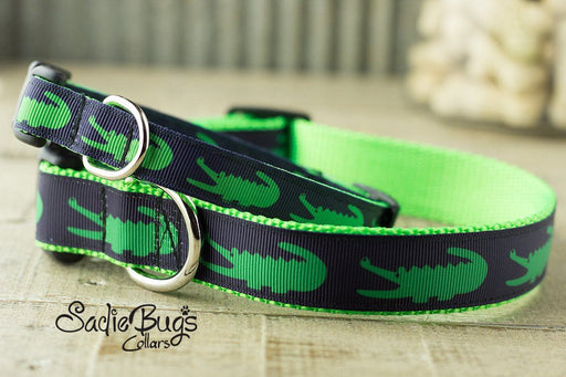 Alligator Dog Collar