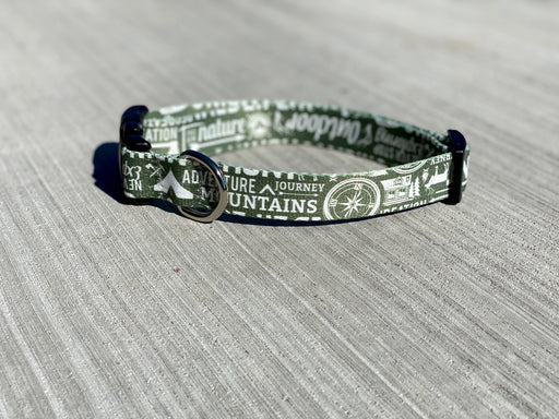 Outdoor Adventures Dog Collar