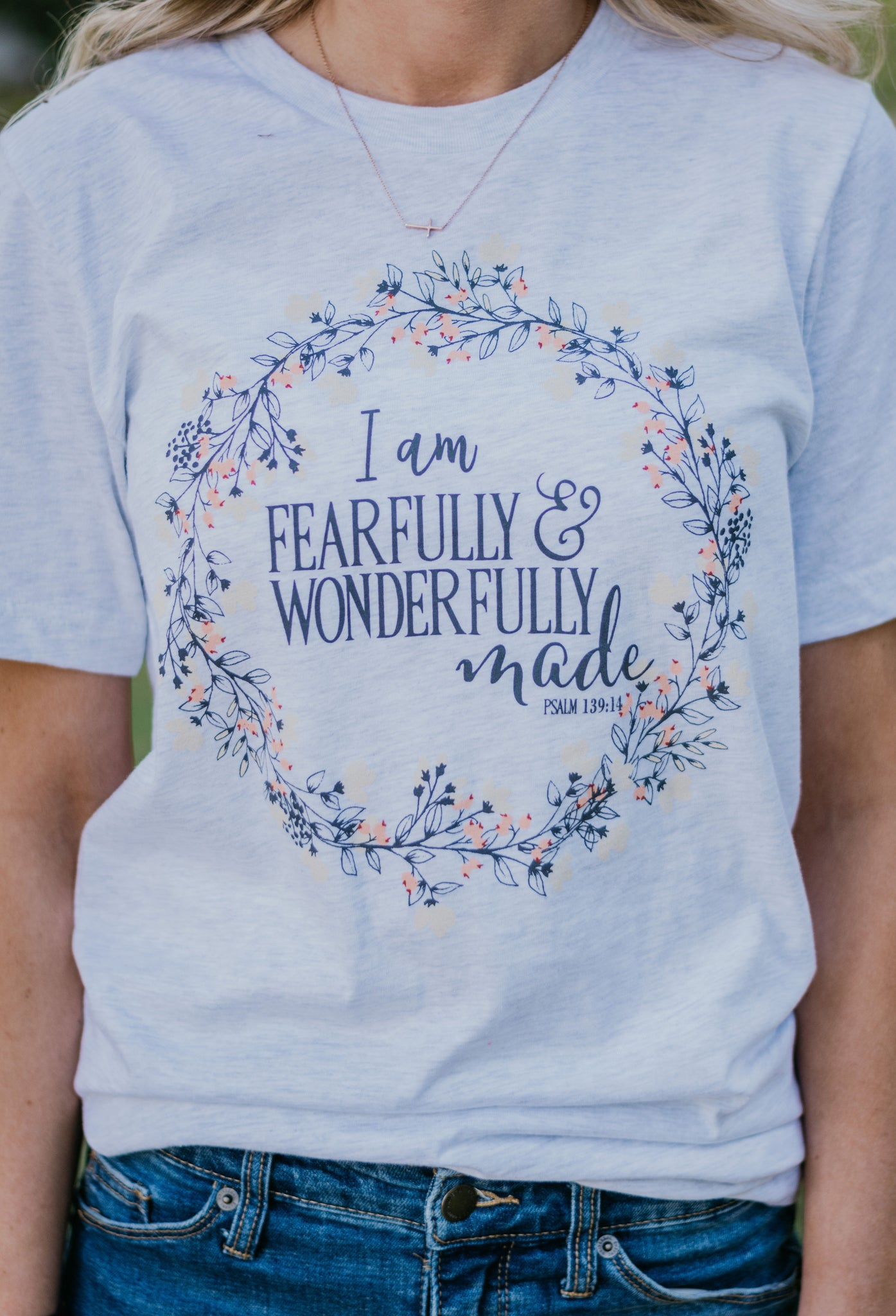 I am Fearfully & Wonderfully Made - Adults & Littles